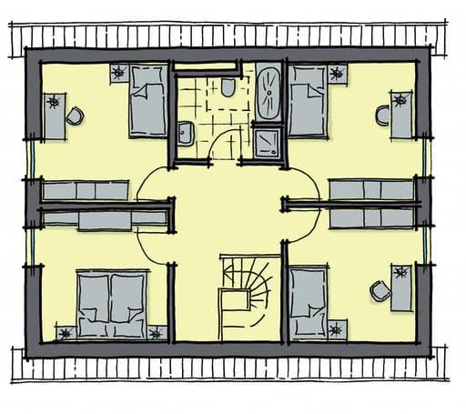 Birkenallee WhiteLine 40 floor_plans 1