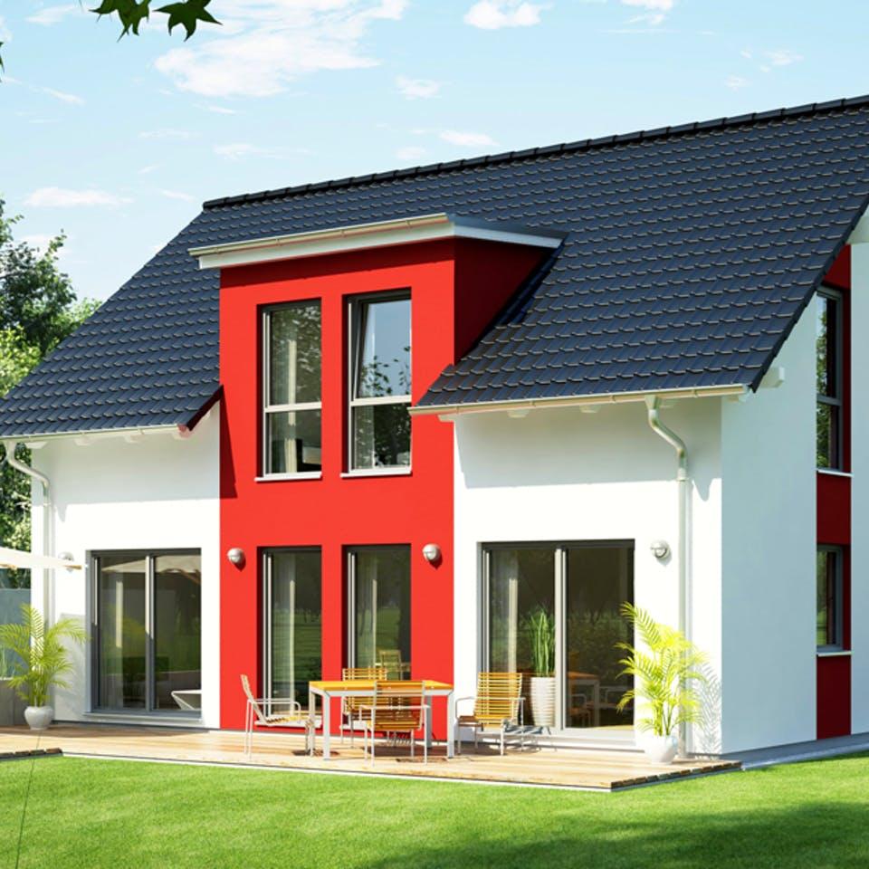 Fertighäuser Ausbauhaus bis 135.000 Euro