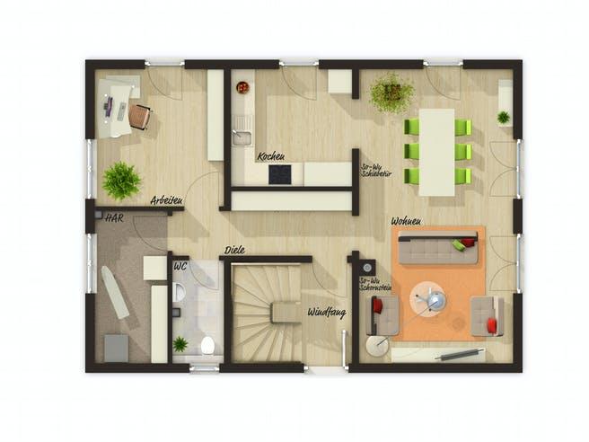 Bodensee 129 Floorplan 1