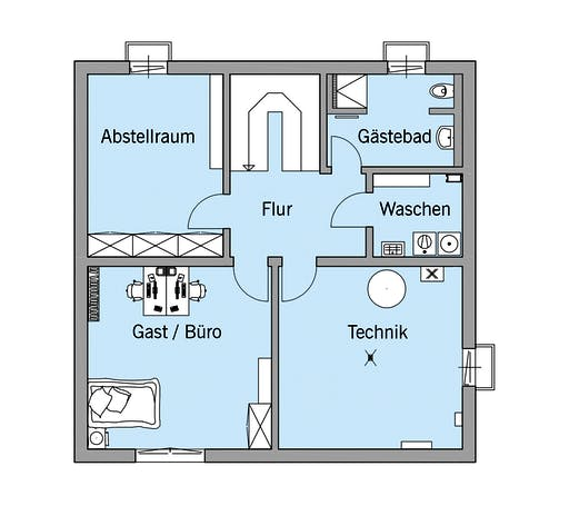 Bongart Floorplan 3