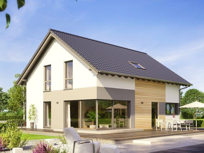 Brentano von Büdenbender Hausbau Außenansicht 1