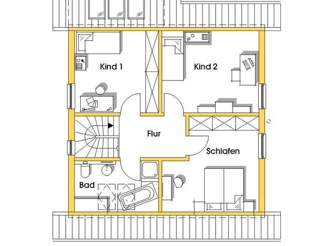 Britta (KfW-Effizienzhaus 55) floor_plans 0