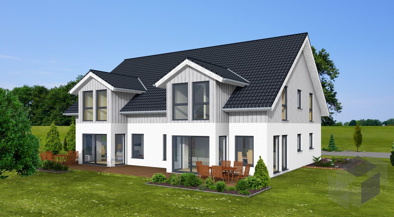 doppelhaus 144 inactive von zimmermann haus komplette daten bersicht. Black Bedroom Furniture Sets. Home Design Ideas