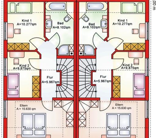 BS 103 Doppelhaushälfte floor_plans 0