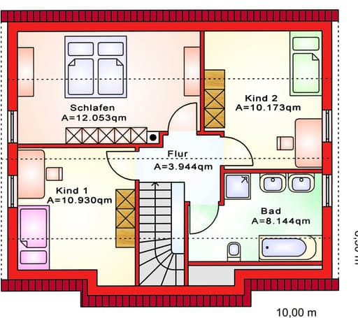 BS 107 Einfam.-Haus floor_plans 0
