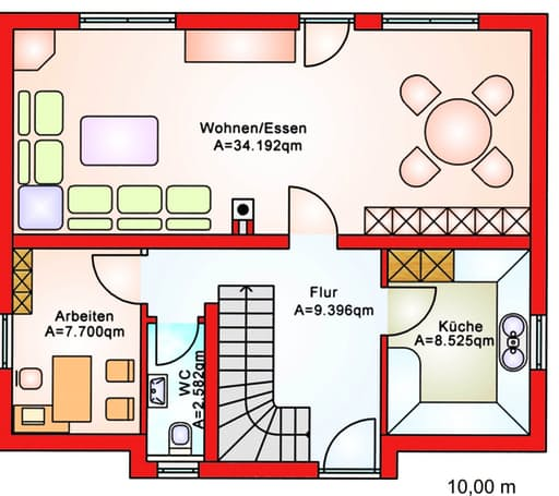 BS 107 Einfam.-Haus floor_plans 1