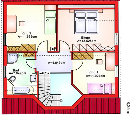 BS 112 Einfam.-Haus floor_plans 0
