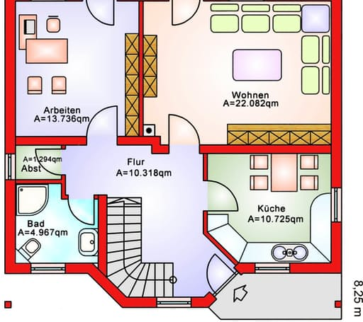 BS 112 Einfam.-Haus floor_plans 1