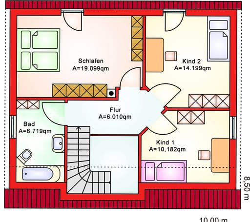 BS 118 Einfam.-Haus floor_plans 0