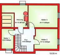 BS 118 Einfam.-Haus Grundriss