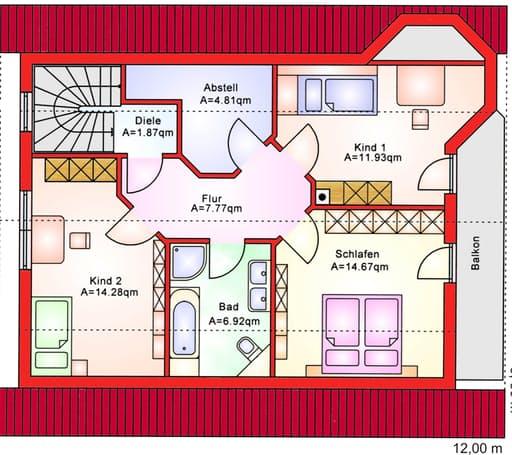 BS 134 Einfam.-Haus mit Erker und Balkon floor_plans 0