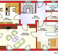BS 138 Einfam.-Haus Grundriss