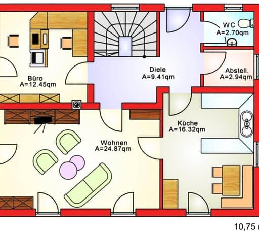 BS 138 Einfam.-Haus floor_plans 1