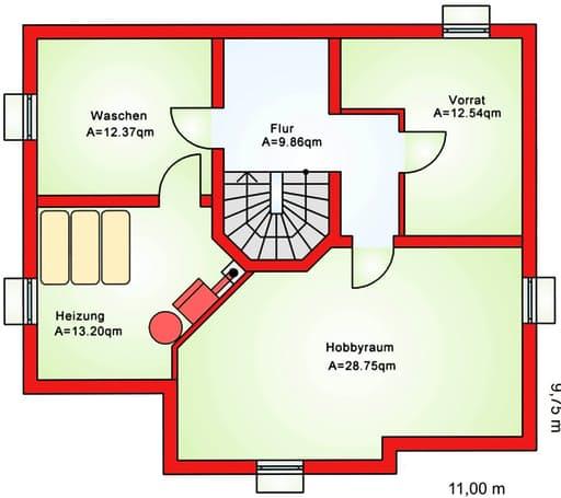 BS 142 Einfam.-Haus inkl. Wiederkehr floor_plans 2