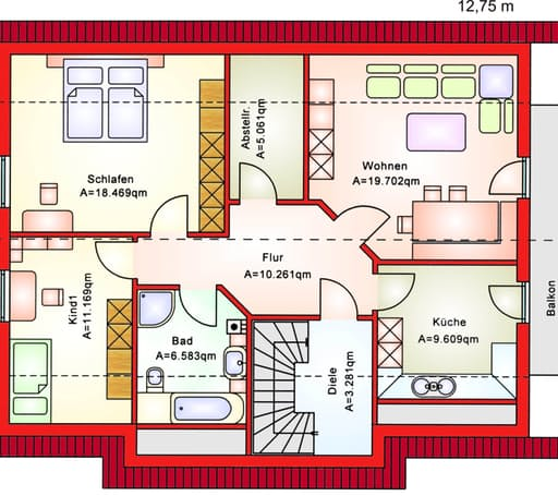 BS 181 Zweifam.-Haus floor_plans 0