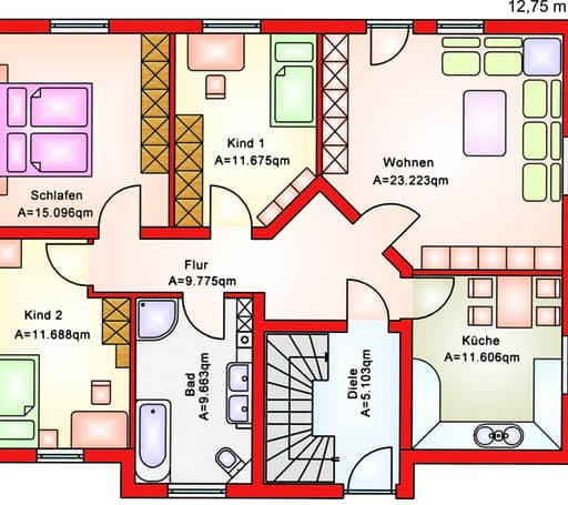 BS 181 Zweifam.-Haus floor_plans 1