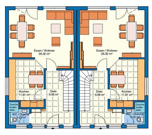 Bodenseehaus Andelsbuch Floorplan 1