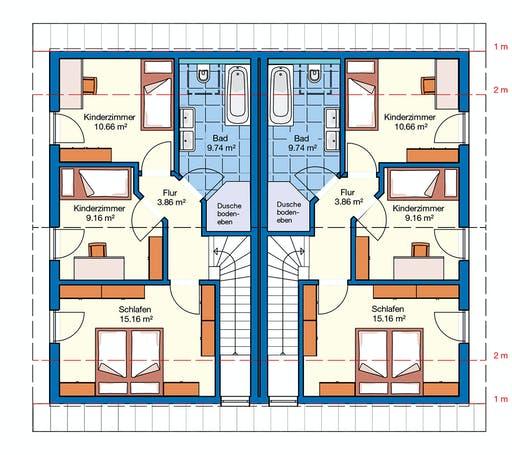 Bodenseehaus Andelsbuch Floorplan 2