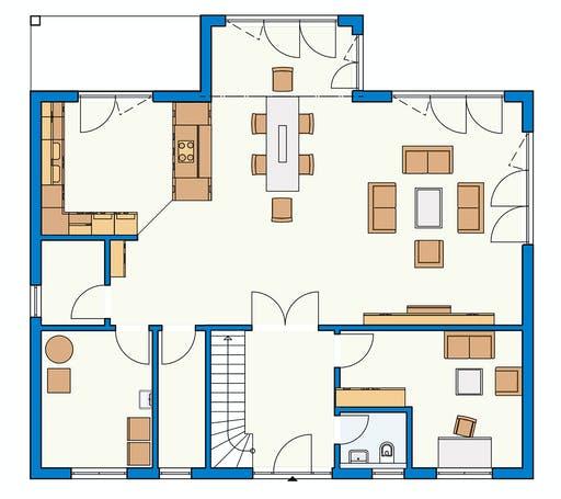 Bodenseehaus Goldach Floorplan 1