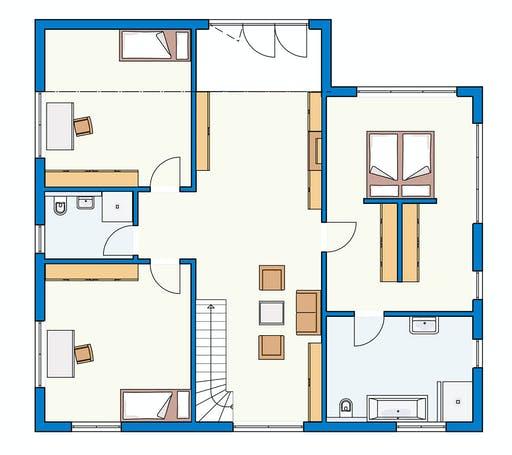 Bodenseehaus Goldach Floorplan 2