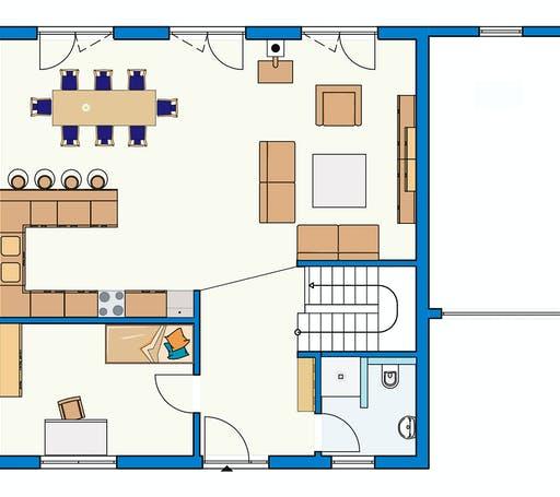 Bodenseehaus Kreuzlingen Floorplan 1