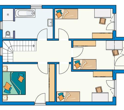 Bodenseehaus Mammern Floorplan 2