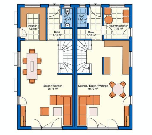 Bodenseehaus Rankweil Floorplan 1