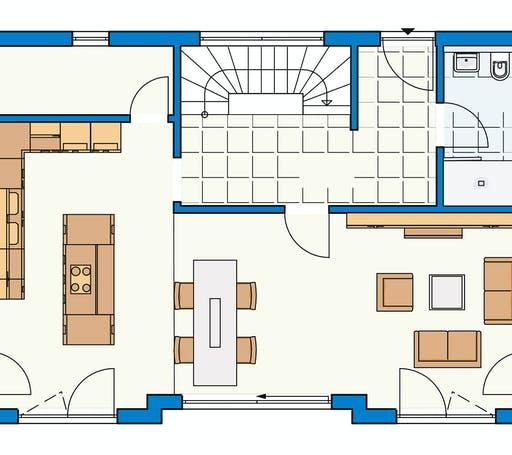 Bodenseehaus Rorschach Floorplan 1