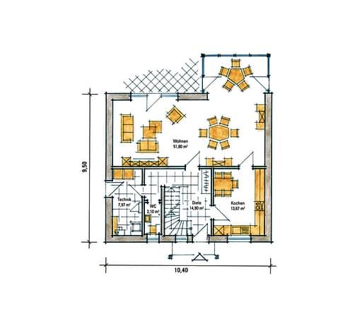 Gussek Haus - Heyden (Basis Buchenallee) EG