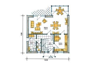 Heyden (Basis Buchenallee) Grundriss