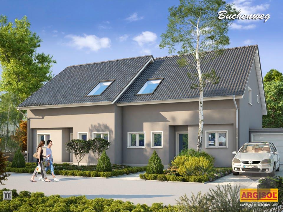 Buchenweg 120 von ARGISOL-Bausysteme - BEWA GmbH Außenansicht