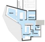 Bullinger - Kundenhaus Grundriss
