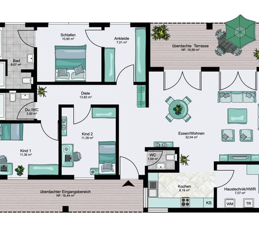 Bungalow 1 floor_plans 0