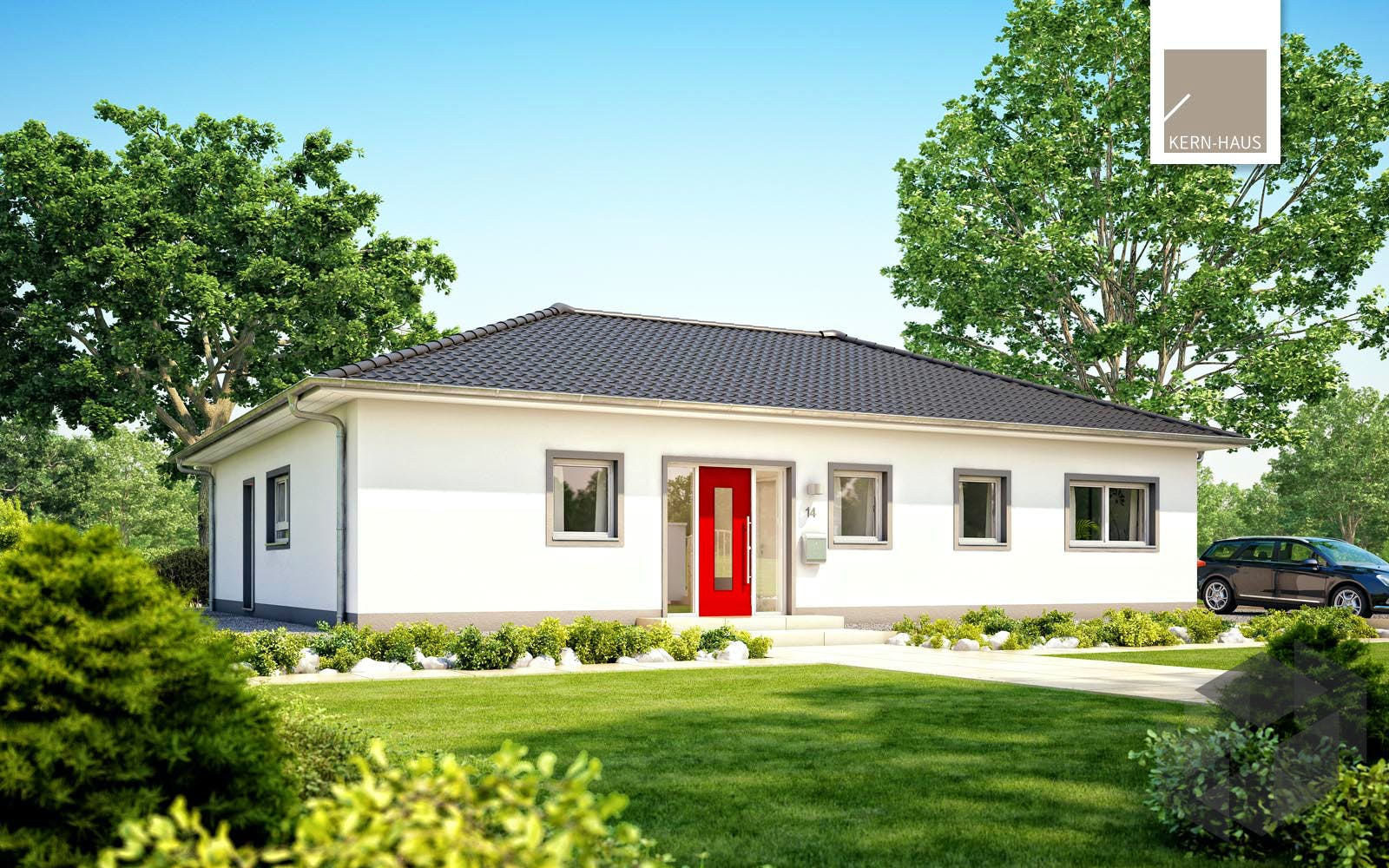 bungalow balance von kern haus komplette daten bersicht. Black Bedroom Furniture Sets. Home Design Ideas