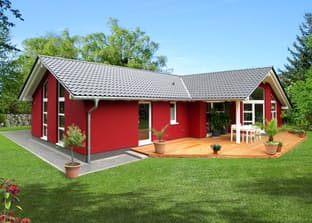 Fertighaus bungalow  Bungalow Eichwalde von EBH Haus | komplette Datenübersicht ...