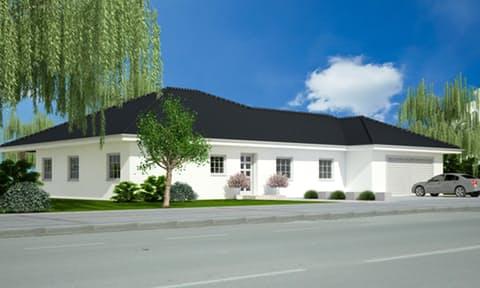 Häufig Bungalow Exclusive von Siegerland Massivhaus | Fertighaus.de AD76