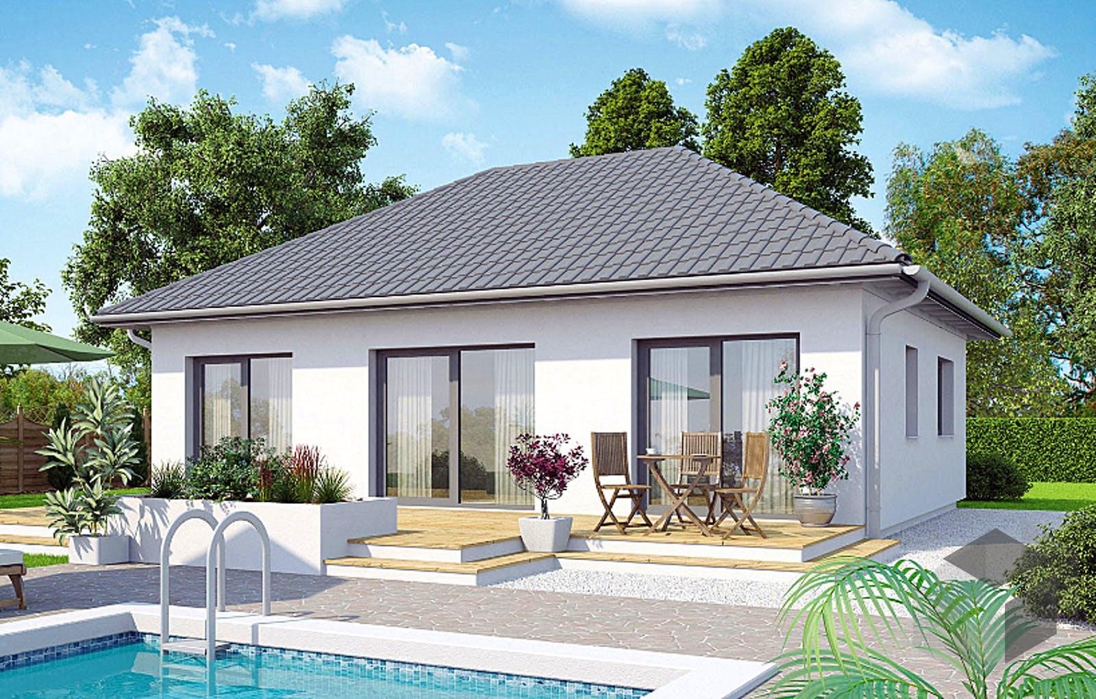 bungalow new design v small inactive von vario haus komplette daten bersicht. Black Bedroom Furniture Sets. Home Design Ideas