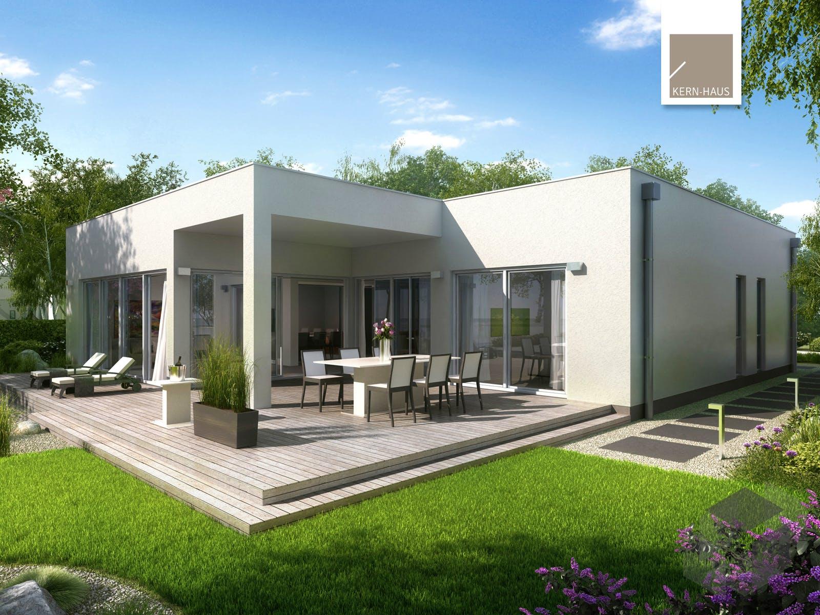 bungalow select von kern haus komplette daten bersicht. Black Bedroom Furniture Sets. Home Design Ideas