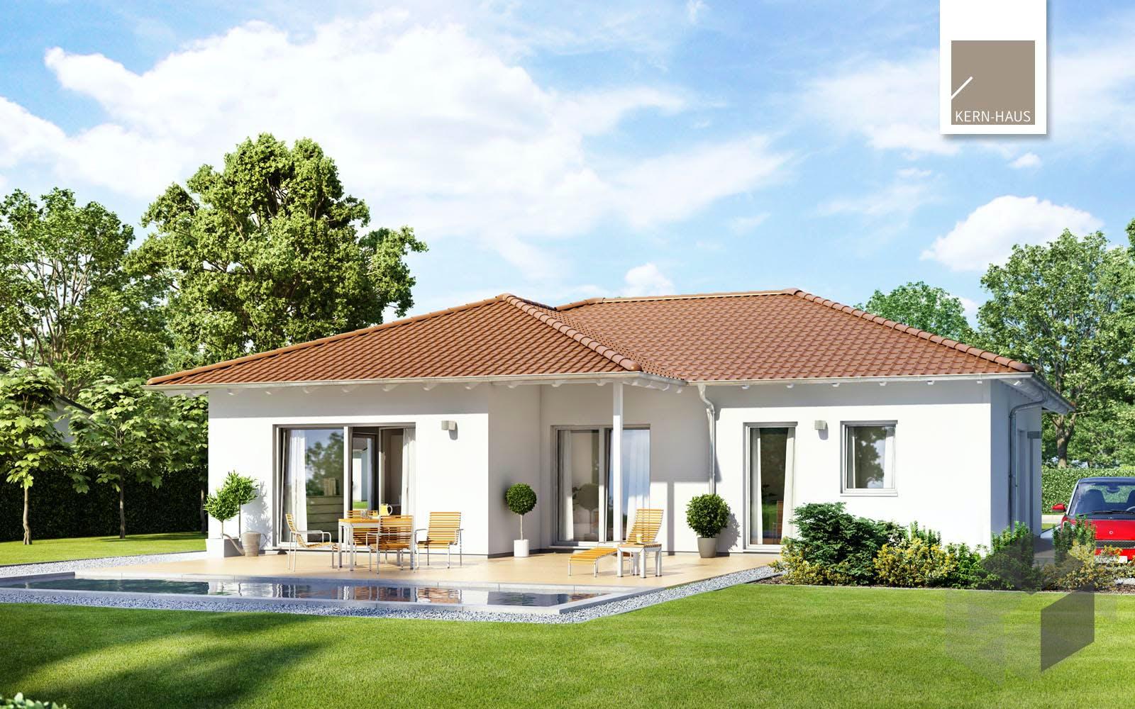 bungalow vita von kern haus komplette daten bersicht. Black Bedroom Furniture Sets. Home Design Ideas