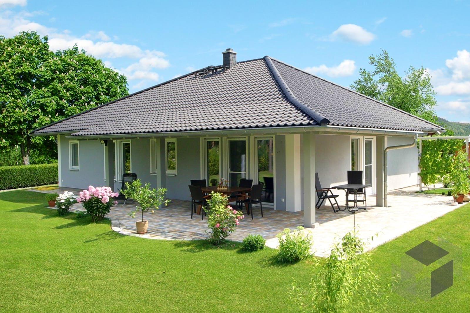 bungalow waldesruh von ebh haus komplette daten bersicht. Black Bedroom Furniture Sets. Home Design Ideas