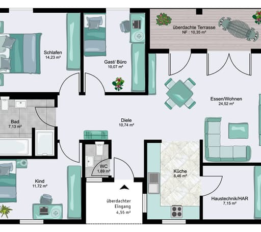 Bungalow XL floor_plans 0