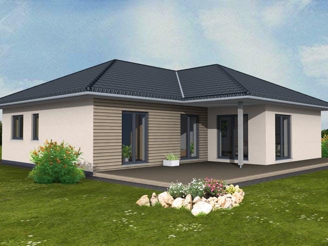 Bungalow 113 von Suckfüll - Unser Energiesparhaus Außenansicht 1