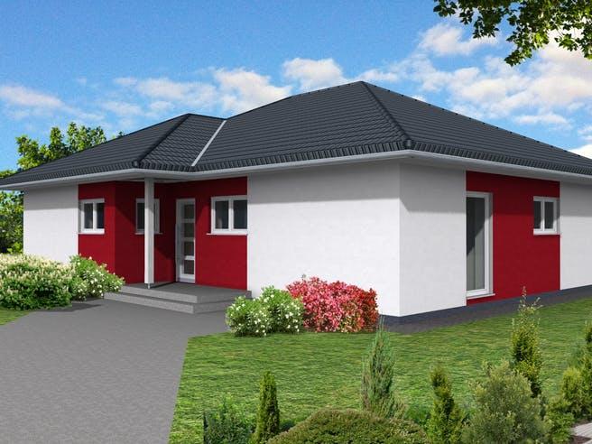 Bungalow 123 von Suckfüll - Unser Energiesparhaus Außenansicht 1