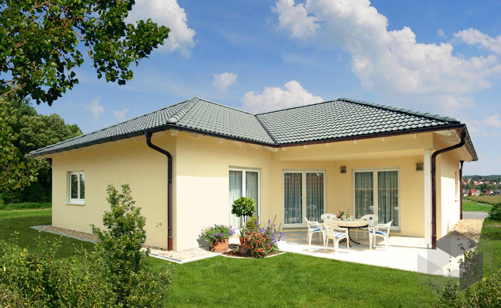 Fertighaus bungalow preise schlüsselfertig  Einen Bungalow bauen | Preise | Anbieter | Infos