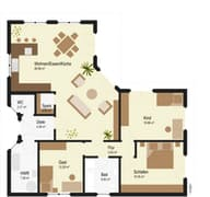 Bungalow 123 Floorplan 01
