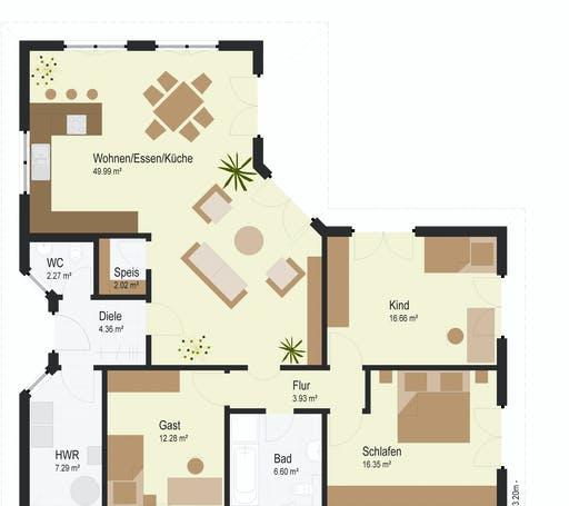 Bungalow 123 Floorplan 01