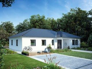 Bungalow 126 von Hanse Haus Außenansicht 1