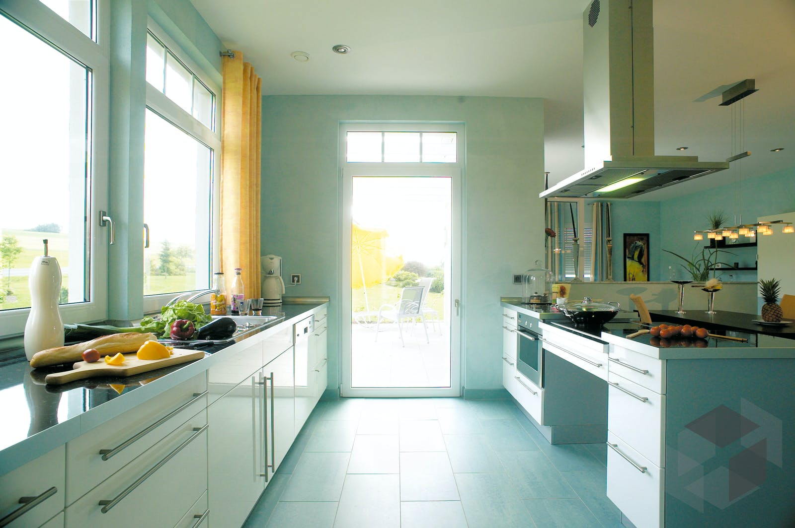 bungalow 133 von hanse haus. Black Bedroom Furniture Sets. Home Design Ideas