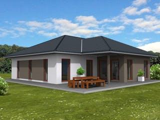 Bungalow 139 von Suckfüll - Unser Energiesparhaus Außenansicht 1