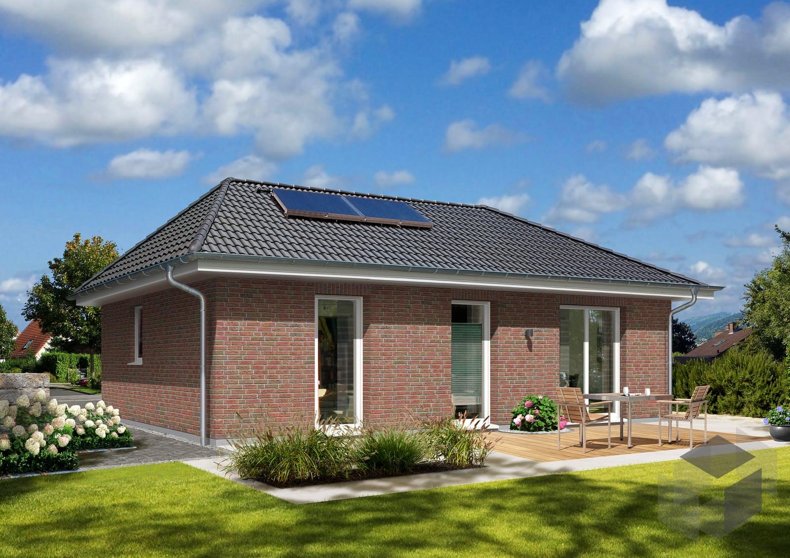 bungalow 78 von town country haus komplette daten bersicht. Black Bedroom Furniture Sets. Home Design Ideas